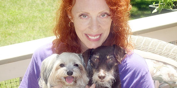Hoarder Alert! Mary Poppins' Ruth Gottschall on Her Dog's Stowaway Skills