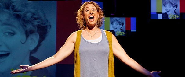 A First Look at The Judy Show, Funny Lady Judy Gold's Off-Broadway 'Life as a Sitcom'