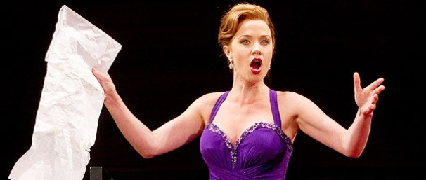 What Up, Sierra Boggess? The Master Class Star on Charting Her Course from Mermaid to the Phantom Sequel