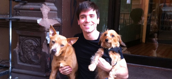 Why Does War Horse's Matt Doyle Regret Teaching His Dog a Stage Trick?