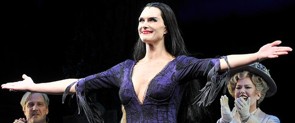 Family Gathering! The Addams Family Cast Celebrates Brooke Shields' Opening Night
