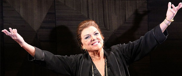 Tyne Daly, Sierra Boggess & Guests Hit a High Note on Opening Night of Master Class