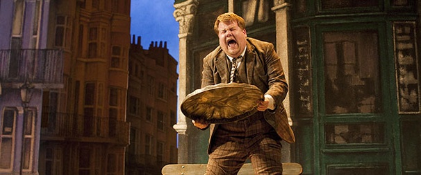 London Hit One Man, Two Guvnors, Starring James Corden, Gets Spring Broadway Transfer