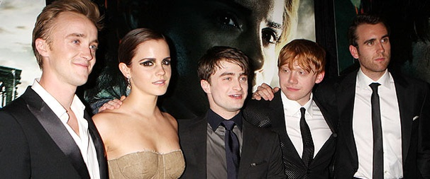 Broadway Stars Join Daniel Radcliffe on the Red Carpet at Harry Potter NYC Premiere