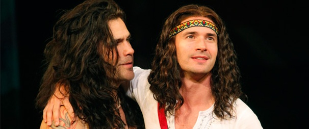 Paris Remillard on Taking the Lead as Claude in the Broadway Return of Hair