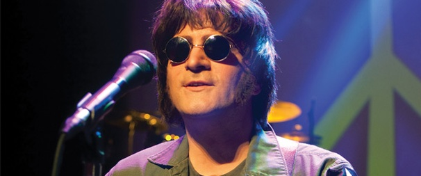 Imagine Being John Lennon: Rain's Steve Landes on Bringing a Rock 'n' Roll Icon to Broadway