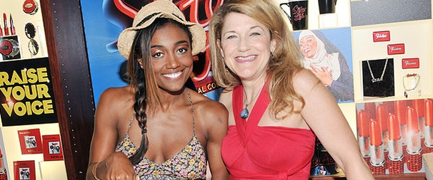 Patina Miller, Victoria Clark & More Share a Sweet Sister Act Celebration!