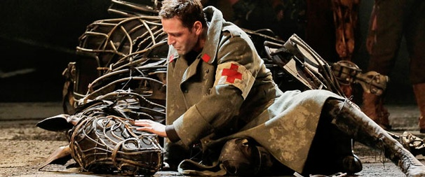 What's Up, Peter Hermann? The War Horse Star on Blending Broadway and a New Baby