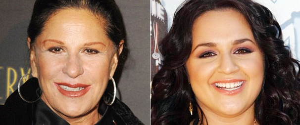 Lainie Kazan and Nikki Blonsky RSVP for the Atlantic City Premiere of My Big Gay Italian Wedding