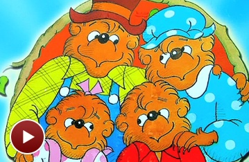 Go Wild With Classic Children's Book Characters The Berenstain Bears in the New Musical Family Matters