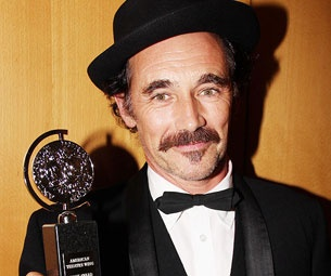 Mark Rylance Gives Away Tony Trophy to Man Who Inspired Jerusalem Role