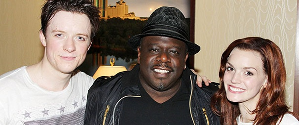 Cedric the Entertainer Takes In the High-Flying Action of Spider-Man