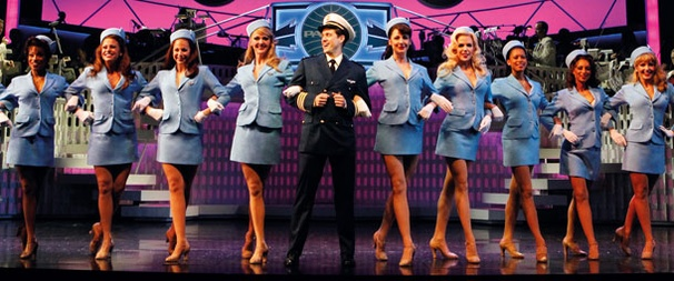 Catch Me If You Can to Be Featured in JetBlue's 'Live From T5' Concert Series