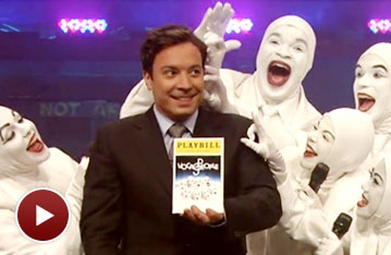 Voca People Beam Into Late Night With Jimmy Fallon