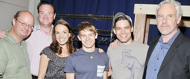 Extra! Extra! Meet the Cast and Creators of Disney's Newsies, Headed to Paper Mill Playhouse