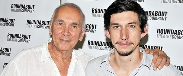 Three-Time Tony Winner Frank Langella & His Man and Boy Co-Stars Meet the Press