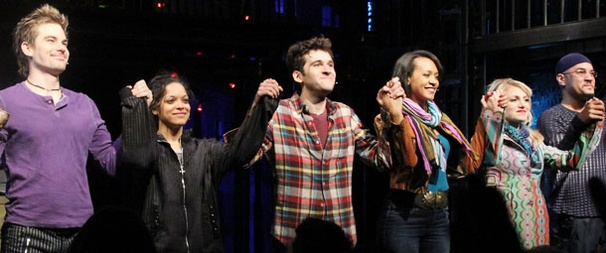 Come 'Out Tonight' for the Rent Revival's Off-Broadway Opening