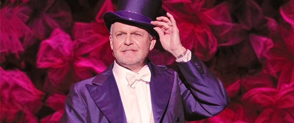 Follies Ron Raines on Being Ben Stone and Singing Beside Bernadette Peters 