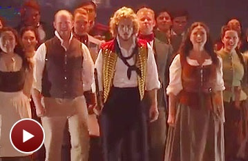 See the Les Miz Tour Cast March onto America's Got Talent with 'One Day More'