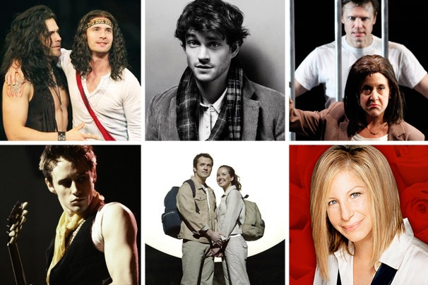 Hugh Dancy's Kinky, Barbra Streisand's on YouTube and Other Lessons of the Week