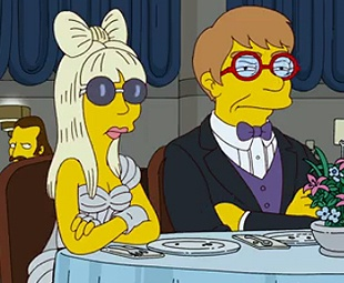 Lady Gaga to Join Forces With Love, Loss and What I Wore Star Yeardley Smith on The Simpsons