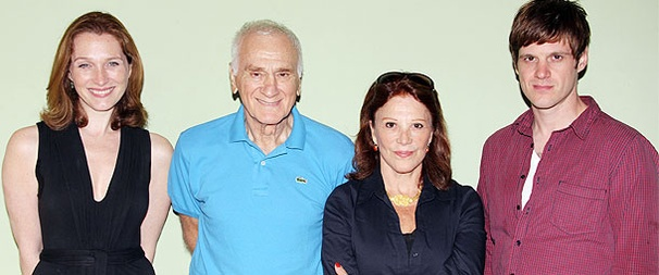 Linda Lavin, Dick Latessa, Michael Esper & the Cast of The Lyons Come Together for a Family Affair
