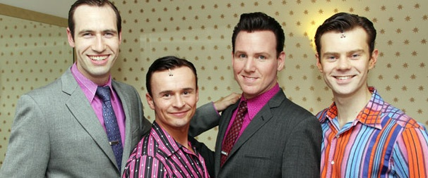 Jersey Boys in London! Share a Day in the Life of the West End's Four Seasons