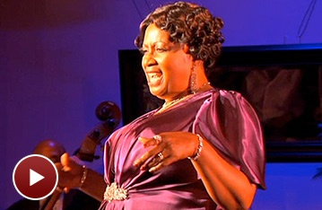 Watch Miche Braden Belt Out Blues Classics in The Devil's Music: The Life and Blues of Bessie Smith