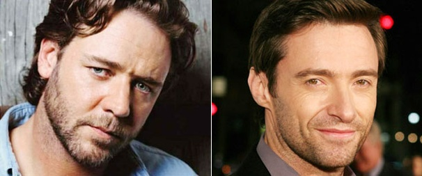 Will Russell Crowe Lock Horns with Hugh Jackman in Les Miserables?