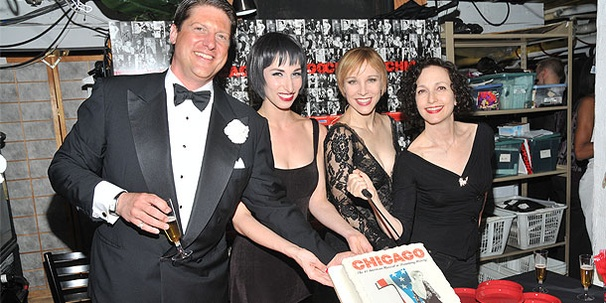 Bebe Neuwirth Returns to Chicago as the Musical Becomes Broadway's Longest Running American Hit