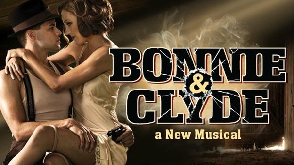 Bang! Check Out Bonnie & Clyde's Sexy New Poster
