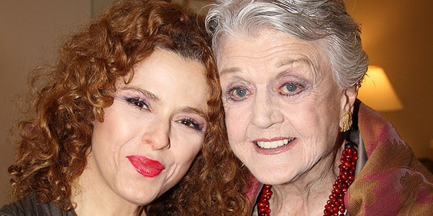 Stage Legend Angela Lansbury Visits Bernadette Peters & Co. Backstage at Follies