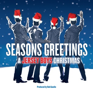 Jersey Boys Christmas Album to Feature Tony Winner John Lloyd Young