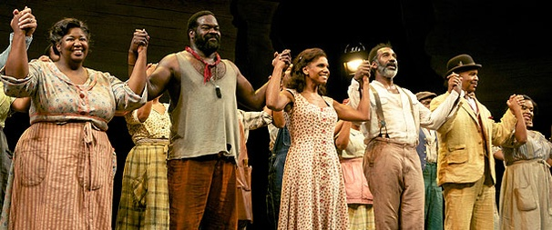 Exclusive Photos! Audra McDonald and Norm Lewis Celebrate Porgy and Bess' Pre-Broadway Opening