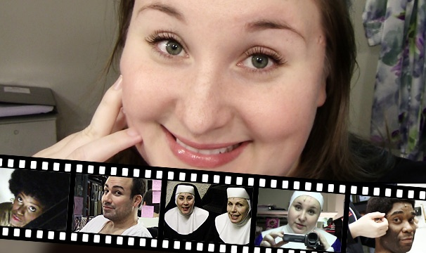 Sister Lives: Backstage at 'Sister Act' with Sarah Bolt #2: Hurricane Edition