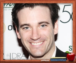 Anything Goes Colin Donnell Admits to Really Awkward Romantic Advances 
