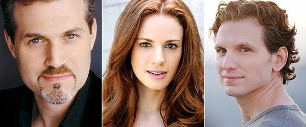 Marc Kudisch, Teal Wicks & Sebastian Arcelus Among Complete Cast of The Blue Flower at Second Stage