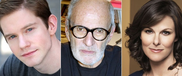 Rory O'Malley, Larry Kramer and Campbell Brown Join Starry Reading of 8