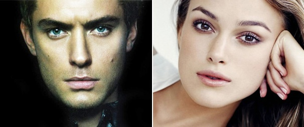 Keira Knightley and Jude Law Set for Tom Stoppard's Anna Karenina Film Adaptation