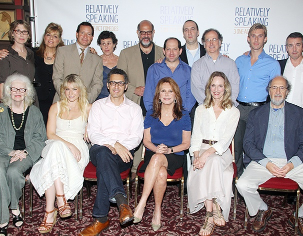 Meet John Turturro, Steve Guttenberg, Marlo Thomas and the Relatively Speaking Family