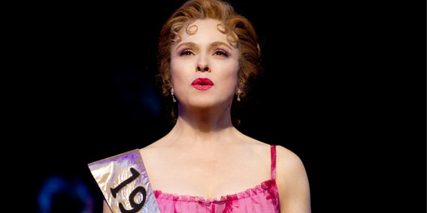 Bernadette Peters and the Beautiful Girls of Follies Open at Broadway's Marquis Theatre