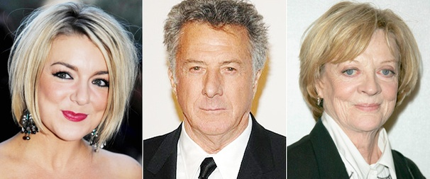 Sheridan Smith, Maggie Smith and More to Star in Dustin Hoffman's Directorial Debut Film Quartet