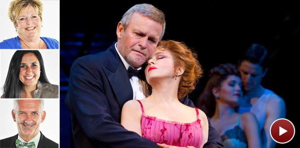 Did Our Real-People Critics Fall for Bernadette Peters and the Broadway Revival of Follies? 