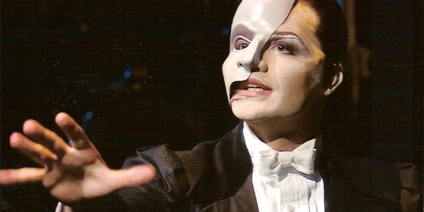 Ramin Karimloo & Sierra Boggess to Star in Live Broadcast of The Phantom of the Opera at Royal Albert Hall