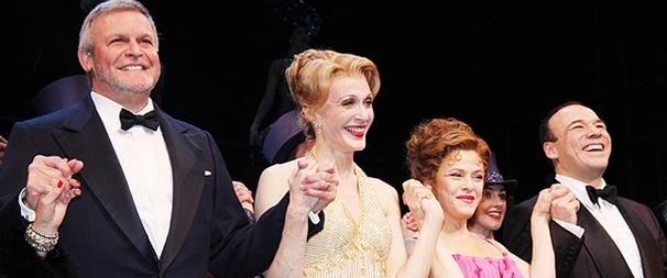 Follies Forever! Bernadette Peters, Jan Maxwell & More Celebrate Opening Night