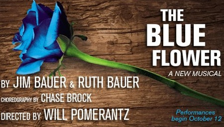 Tickets Now on Sale for The Blue Flower, Starring Teal Wicks, Sebastian Arcelus & Marc Kudisch