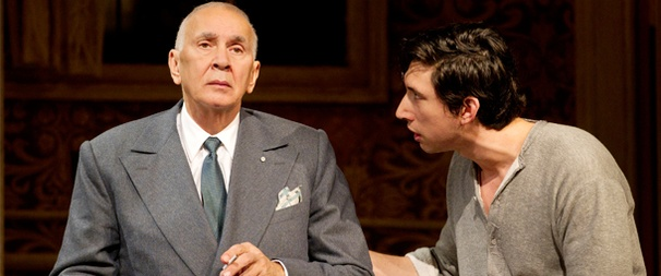 Take a First Look at Frank Langella's Return to Broadway in Man and Boy
