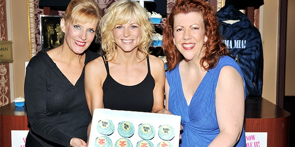 Sweet! Mamma Mia! Celebrates Broadway Milestone With Tasty Treats