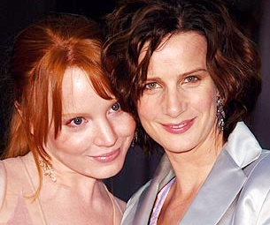 Broadway-Bound Rachel Griffiths Says Former Co-Star Lauren Ambrose Will Be 'Sensational' in Funny Girl
