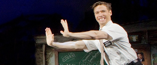 The Book of Mormon's Clark Johnsen on His Real Life as a Teenage Mormon Missionary